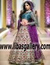 Designer Bridal Wear Formal, Traditional Bridal Lehenga and Luxury Bridal wear by Annus Abrar Kingston UK