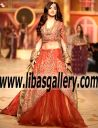 Designer Lehenga Choli Outfits 2018 by Lajwanti at Pantene Hum bridal Couture Week 2017-2018 Minnesota MN USA