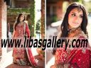 Shop Luxury Bunto Kazmi Wedding Attire for Bride and Groom, Designer Bunto Kazmi ethnic Wedding Dresses, Bridal Gowns, Designer Sherwani Clothing, Jewelry | www.libasgallery.com