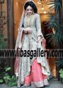 Luxurious Bridal Dresses | Latest trends Calgary Alberta Canada Regal Wedding Gown with Wonderfully Complemented Lehenga Skirt for Wedding Event
