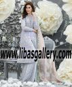 Ansab Jahangir Spring Special Occasion Dresses for Engagement Brides - Pakistani Indian Dresses for Nikkah Ceremony Leicester London UK